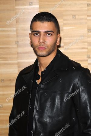 Stock Picture of Younes Bendjima