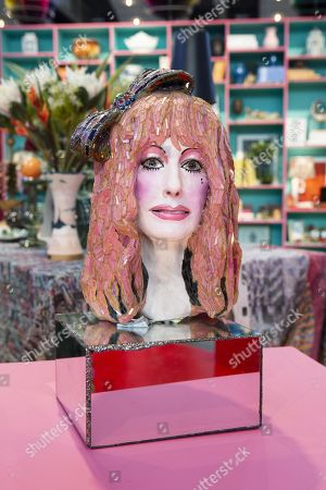 Zandra Rhodes 'More is more - less is a bore' exhibition