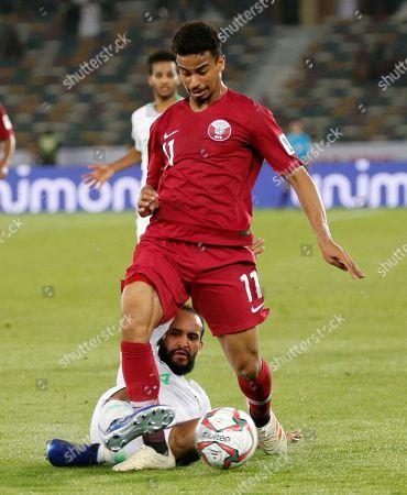 Editorial photo of The 2019 AFC Asian Cup, Abu Dhabi, United Arab Emirates - 17 Jan 2019