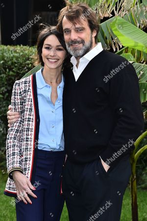 Nicole Grimaudo, Alessandro Preziosi
