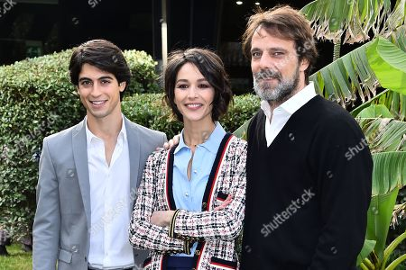 Carmine Buschini, Nicole Grimaudo and Alessandro Preziosi