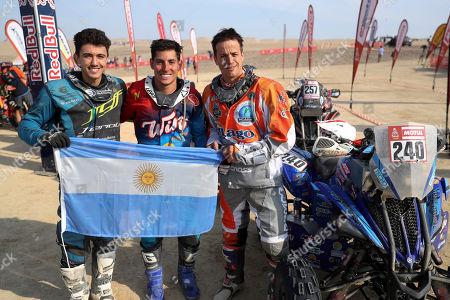 Editorial picture of Dakar Rally, Pisco, Peru - 17 Jan 2019