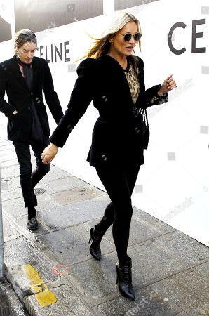 Darren Strowger, Kate Moss