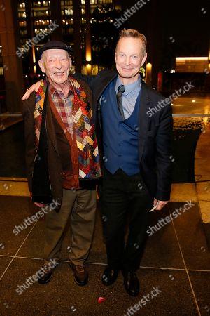 Alan Mandell and Bill Irwin