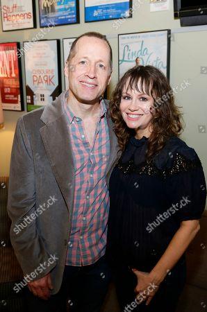 Tim Hopper and Sally Murphy