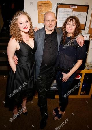 Caroline Neff, Dexter Bullard and Sally Murphy