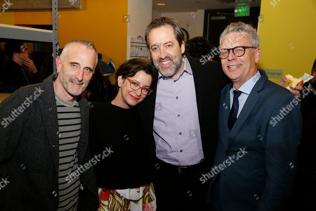 Editorial photo of 'Linda Vista' play opening night, Los Angeles, USA - 16 Jan 2019