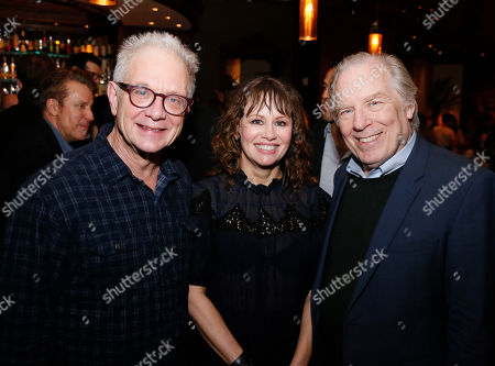 Jeff Perry, Sally Murphy and Michael McKean