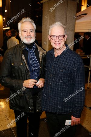 Stock Photo of Bradley Whitford and Jeff Perry