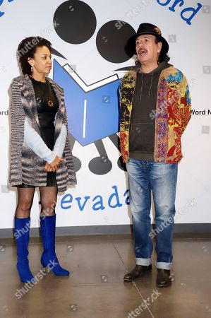 Cindy Blackman-Santana, Carlos Santana