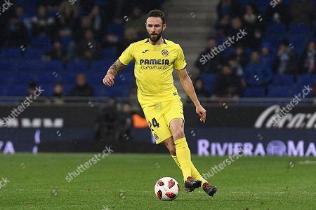 Miguel Layun of Villarreal CF