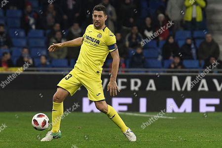 Daniele Bonera of Villarreal CF