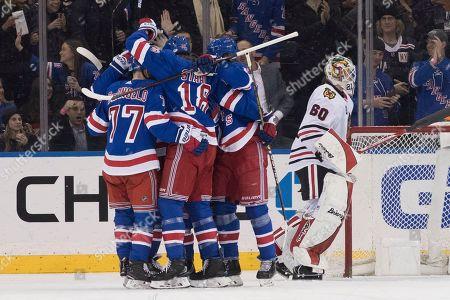Chicago Blackhawks v New York Rangers