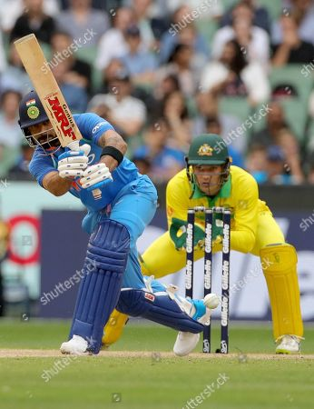 Australia v India, 3rd One Day International