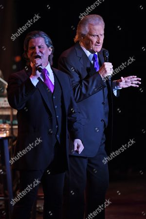 Stock Photo of The Righteous Brothers - Bucky Heard, Bill Medley