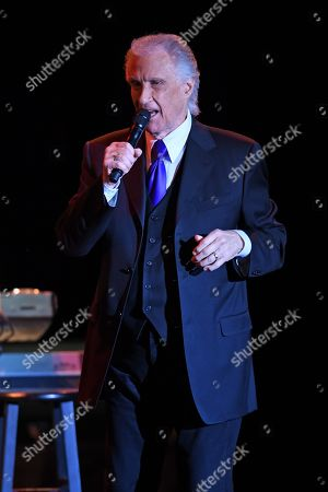 Editorial photo of The Righteous Brothers in concert at The Parker Playhouse, Fort Lauderdale, USA - 17 Jan 2019