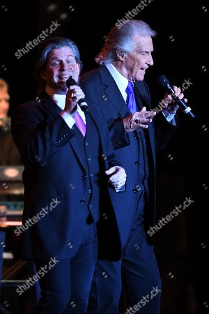 Stock Image of The Righteous Brothers - Bucky Heard, Bill Medley