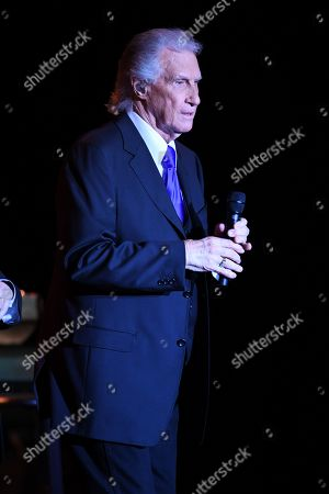 Editorial image of The Righteous Brothers in concert at The Parker Playhouse, Fort Lauderdale, USA - 17 Jan 2019