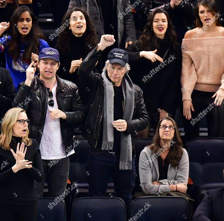 Jesse Bon Jovi, Jon Bon Jovi and Dorothea Hurley