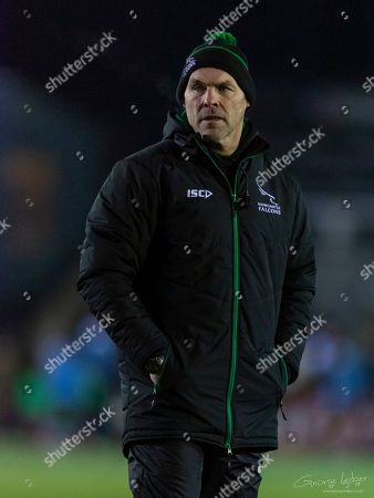 Editorial picture of Newcastle Falcons v Toulon, European Champions Cup, Rugby Union, Kingston Park, Newcastle, UK - 18 Jan 2019