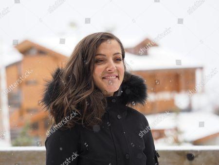 Editorial photo of International Comedy Film Festival, Day 3, Alpe d'Huez, France - 18 Jan 2019