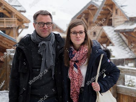 Guillaume de Tonquedec and Melanie Auffret