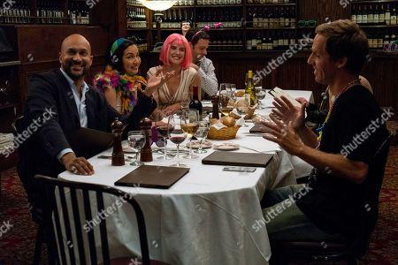 Keegan-Michael Key as Ethan Turner, Jae Suh Park as Marianne, Cobie Smulders as Lisa Turner, Zack Robidas as Charlie, Nat Faxon as Nick Miller and Annie Parisse as Sam