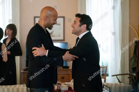 Keegan-Michael Key as Ethan Turner and Fred Savage as Max