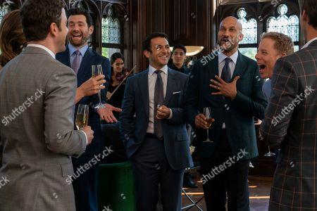 Zack Robidas as Charlie, Fred Savage as Max, Keegan-Michael Key as Ethan Turner, Greg Germann as Jon and Nat Faxon as Nick Miller
