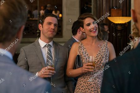 Zack Robidas as Charlie and Cobie Smulders as Lisa Turner