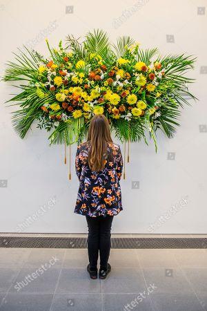 Flowers for Africa by Kapwani Kiwanga