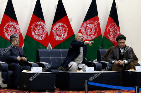 Preparations upcoming Presidential elections Kabul