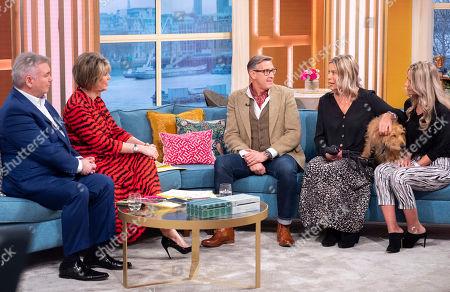 Graham Hall, Sarah Lynn, Jodie Lynn and Peggy.