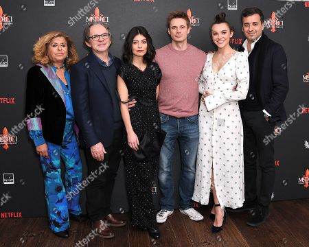 Editorial image of 'Medici The Magnificent' Netflix TV show special screening, London, UK - 18 Jan 2019