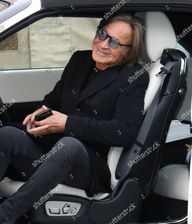 Mohamed Hadid out and about, Los Angeles