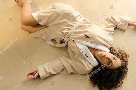Stock Photo of Melina Kanakaredes as Lane Hunter