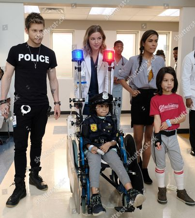 Editorial image of 'The Resident' TV Show Season 2 - 2018