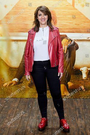 Editorial photo of 'El Embarcadero' film premiere, Madrid, Spain - 17 Jan 2019