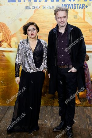 Editorial image of 'El Embarcadero' film premiere, Madrid, Spain - 17 Jan 2019