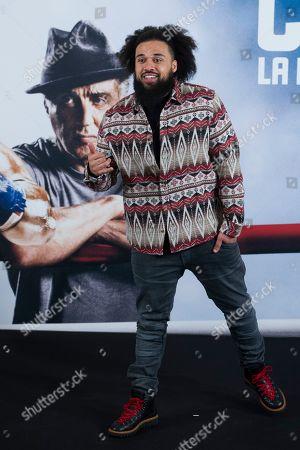 Editorial photo of 'Creed II' film photocall, Madrid, Spain - 18 Jan 2019