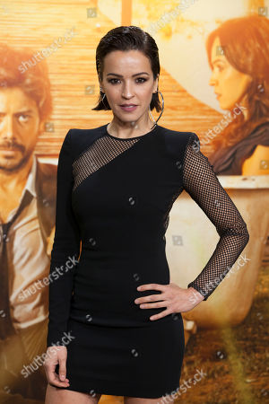 Editorial photo of 'El Embarcadero' film premiere, Madrid, Spain - 17 Jan 2019