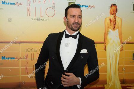 Stock Photo of Pablo Puyol