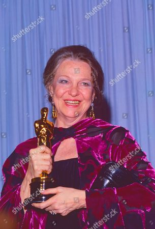 Editorial photo of 58th Annual, Academy Award Oscar ceremony, Los Angeles, USA - 24 Mar 1986