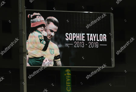 Norwich City pay tribute to Sophie Taylor who recently passed away and became friends with former player Sam Maddison