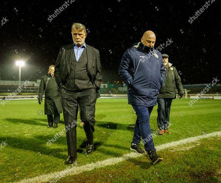 Editorial image of Cowdenbeath v Rangers, William Hill Scottish Cup, Round 4, Football, Central Park, Cowdenbeath, UK - 18 Jan 2019
