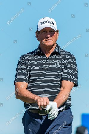 Lake Buena Vista, FL, United States of America: Former NFL player Joe Theismann during second round Diamond Resorts Tournament Of Champions held at Tranquilo Golf Course at Four Seasons Golf and Sports Club Orlando in Lake Buena Vista, Fla