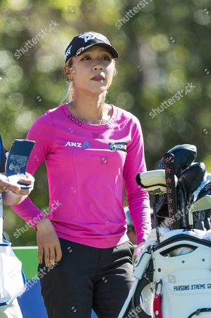 Lake Buena Vista, FL, United States of America: Lydia Ko of New Zealand during second round Diamond Resorts Tournament Of Champions held at Tranquilo Golf Course at Four Seasons Golf and Sports Club Orlando in Lake Buena Vista, Fla