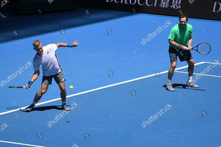 Editorial image of Tennis Australian Open 2019, Melbourne, Australia - 19 Jan 2019