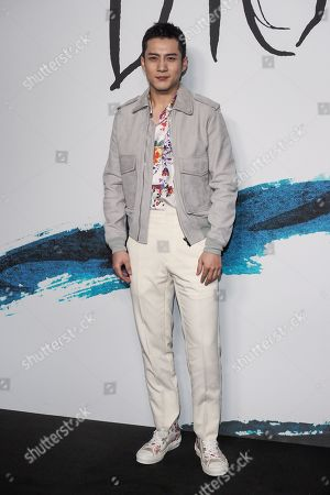 Stock Photo of Elvis Han