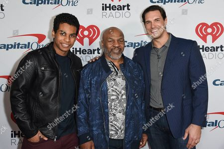 Editorial picture of 2019 iHeartRadio Podcast Awards - Arrivals, Burbank, USA - 18 Jan 2019